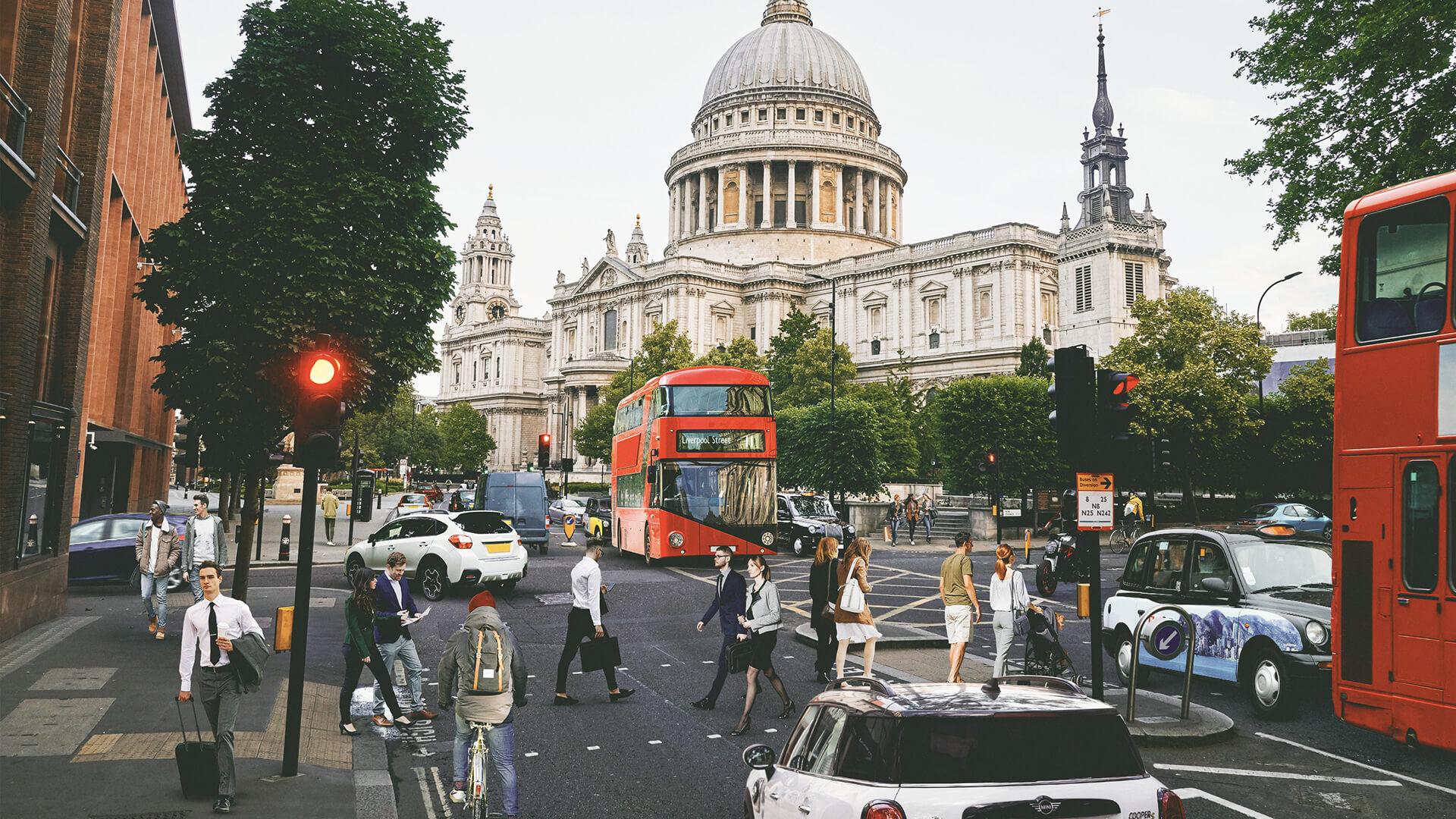 london before