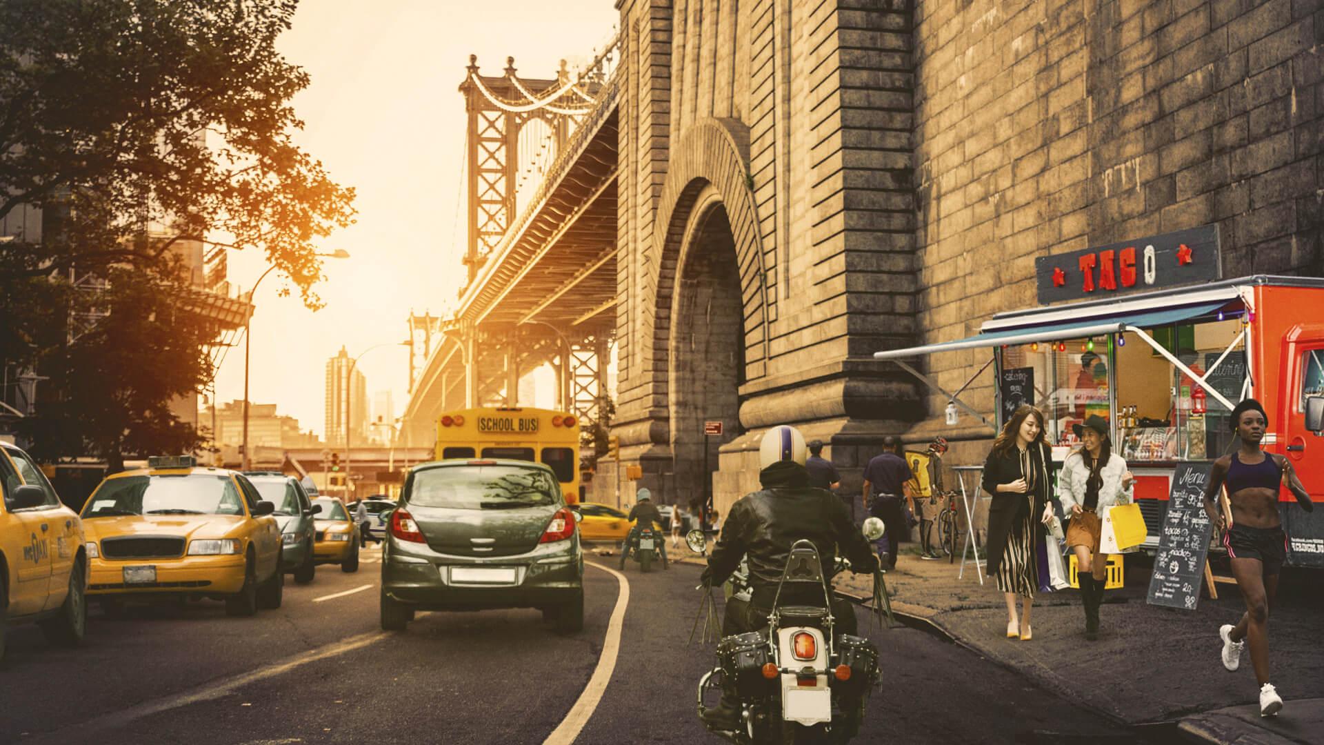 new-york before