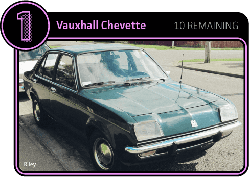 Vauxhall Chevette