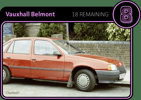 Vaxhall Belmont